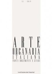 Arte Organaria Italiana XI-2019