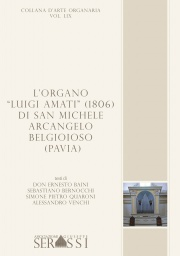 LIX. L'organo Luigi Amati (1806) di San Michele Arcangelo, Belgioioso (Pavia)