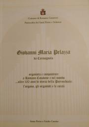 Giovanni Maria Pelazza da Carmagnola, organista e compositore a Romano Canavese e nel mondo